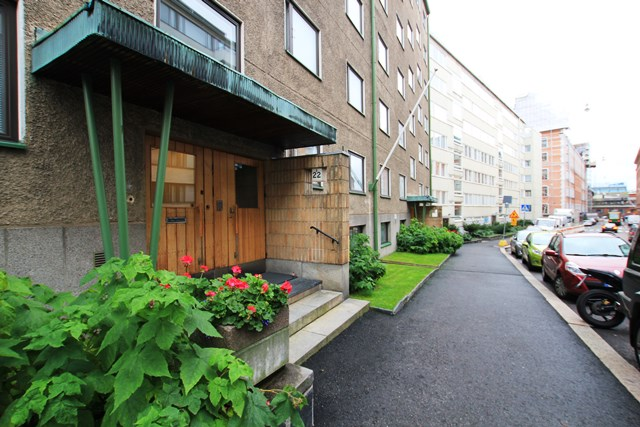 Toimitila, Pursimiehenkatu 22, Punavuori, Helsinki