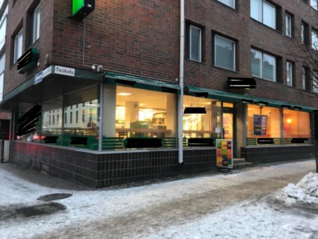 Toimitila, Torikatu 24, Keskusta, Oulu
