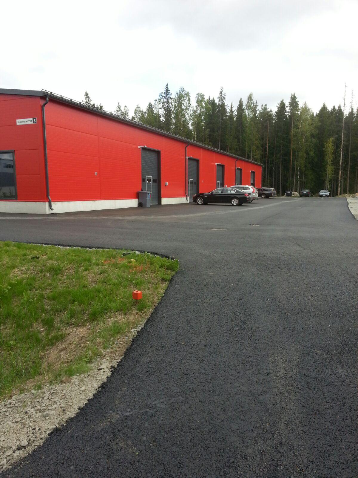 Toimitila, Hulikanmutka 6, Pirkanmaa, Lempäälä