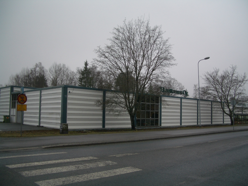Toimitila, Rinnakkaistie 15, Pohjanmaa, Vaasa