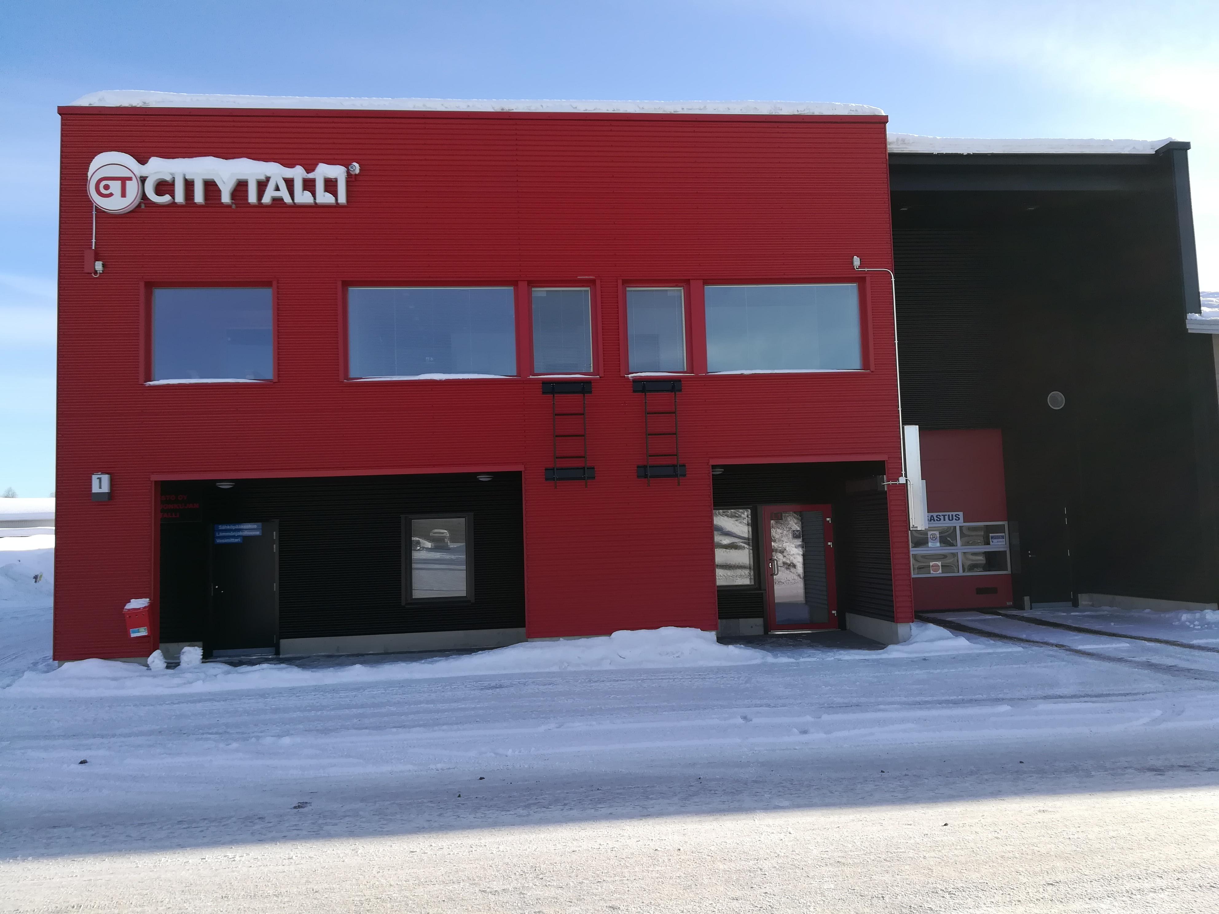 Toimitila, Haarasuonkuja 1, Maikkula, Oulu