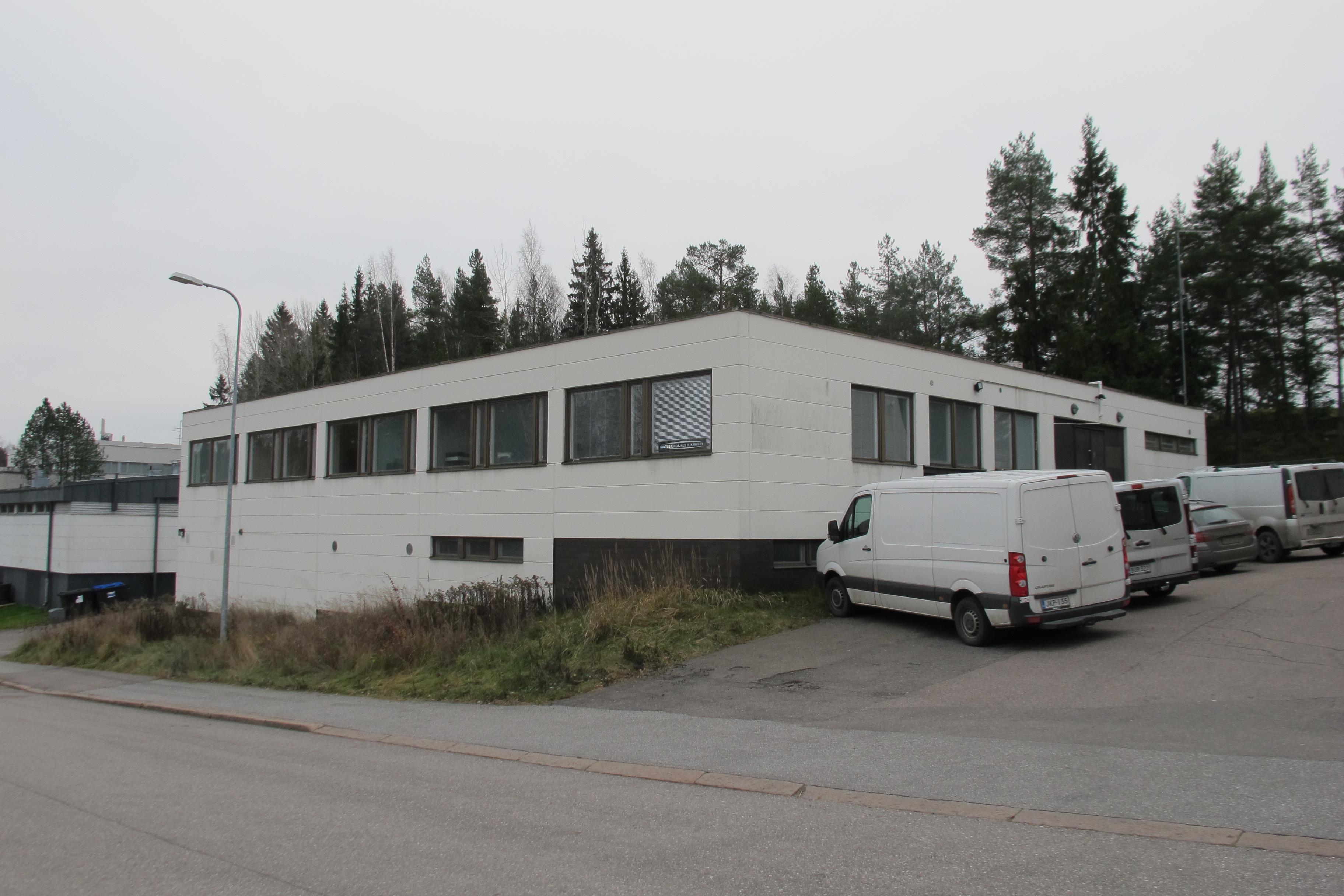 Toimitila, Orapihlajatie 35, Etelä-Haaga, Helsinki