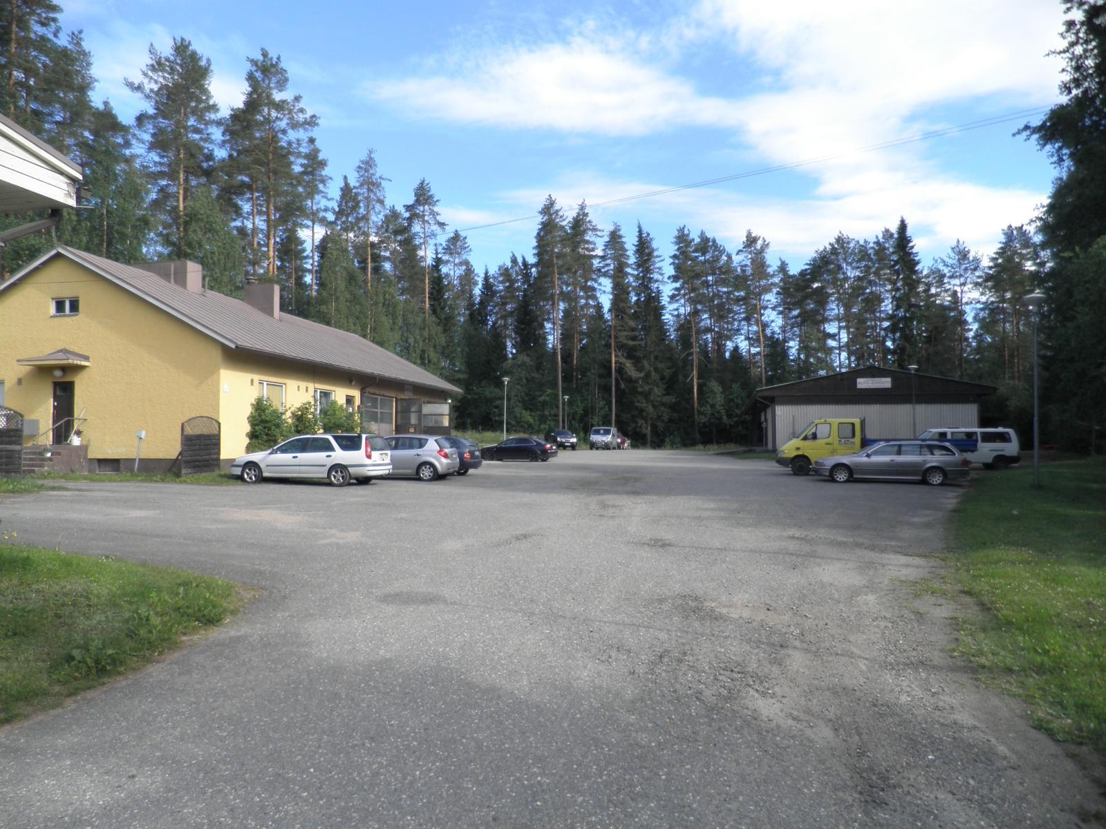 Toimitila, Haavikontie 33, Haavikonmäki, Polvijärvi