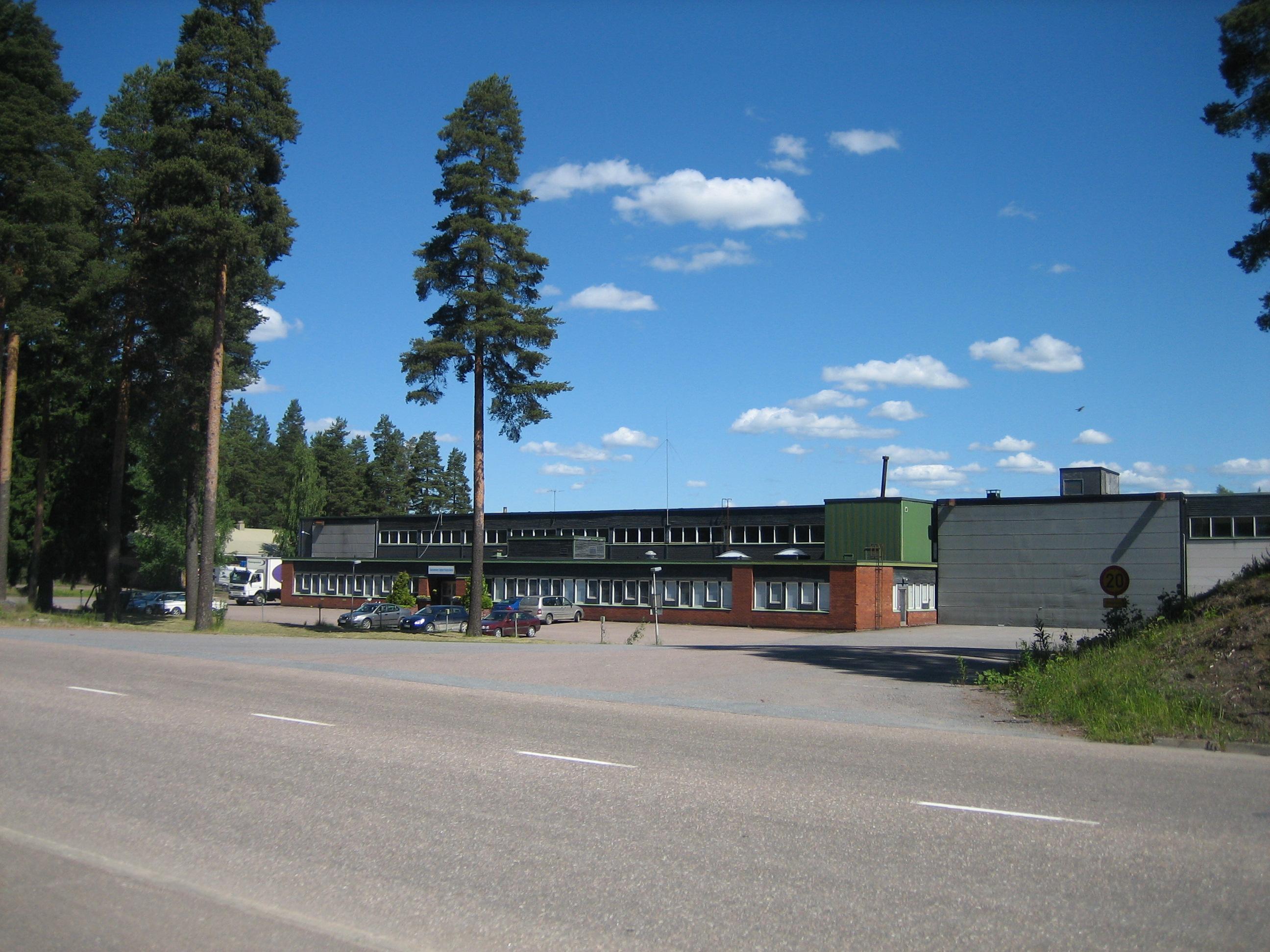 Toimitila, Tehtaankatu 18, Satakunta, Kankaanpää