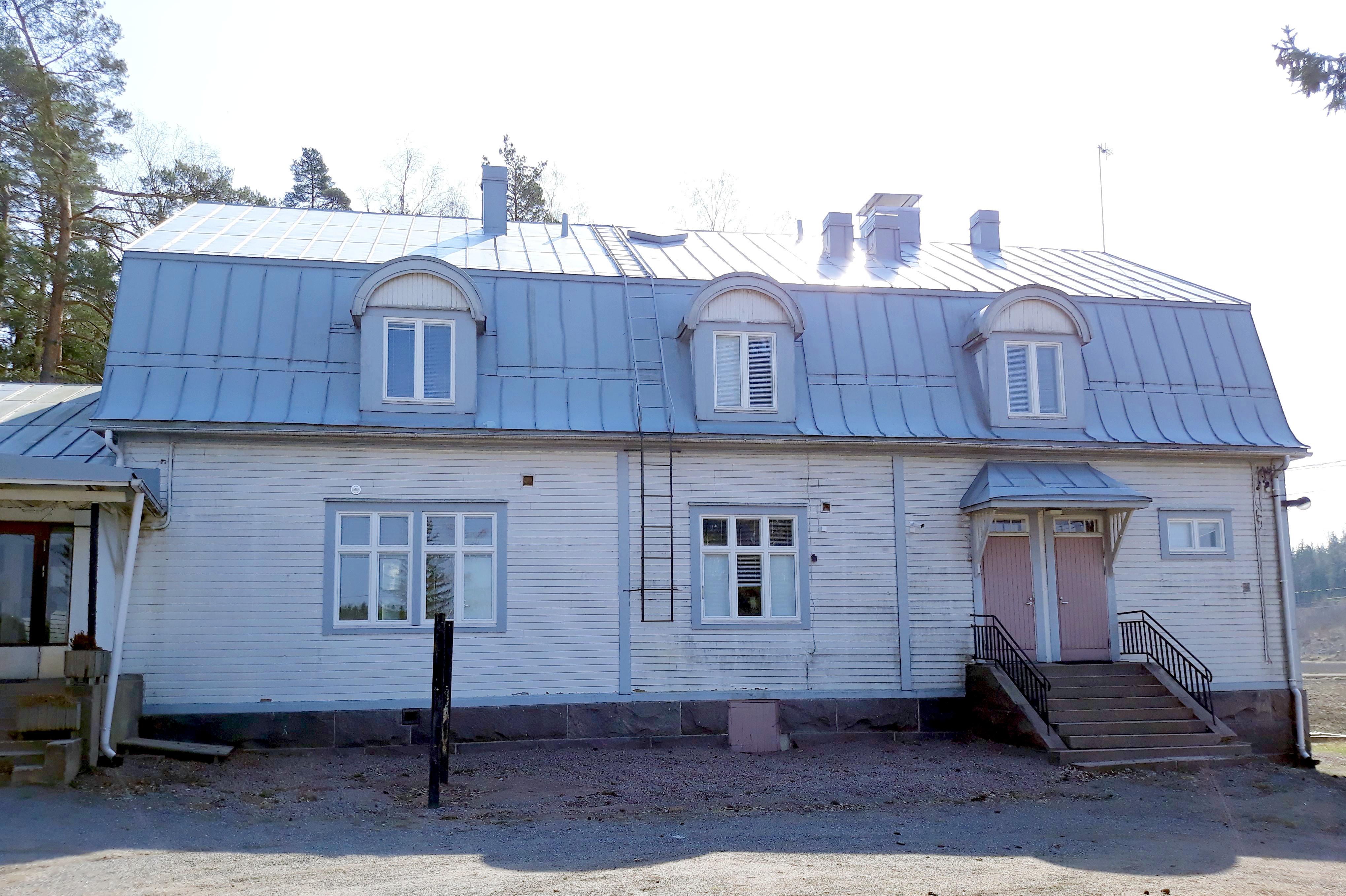 Toimitila, Saukonojantie 507, Saukonoja, Lieto