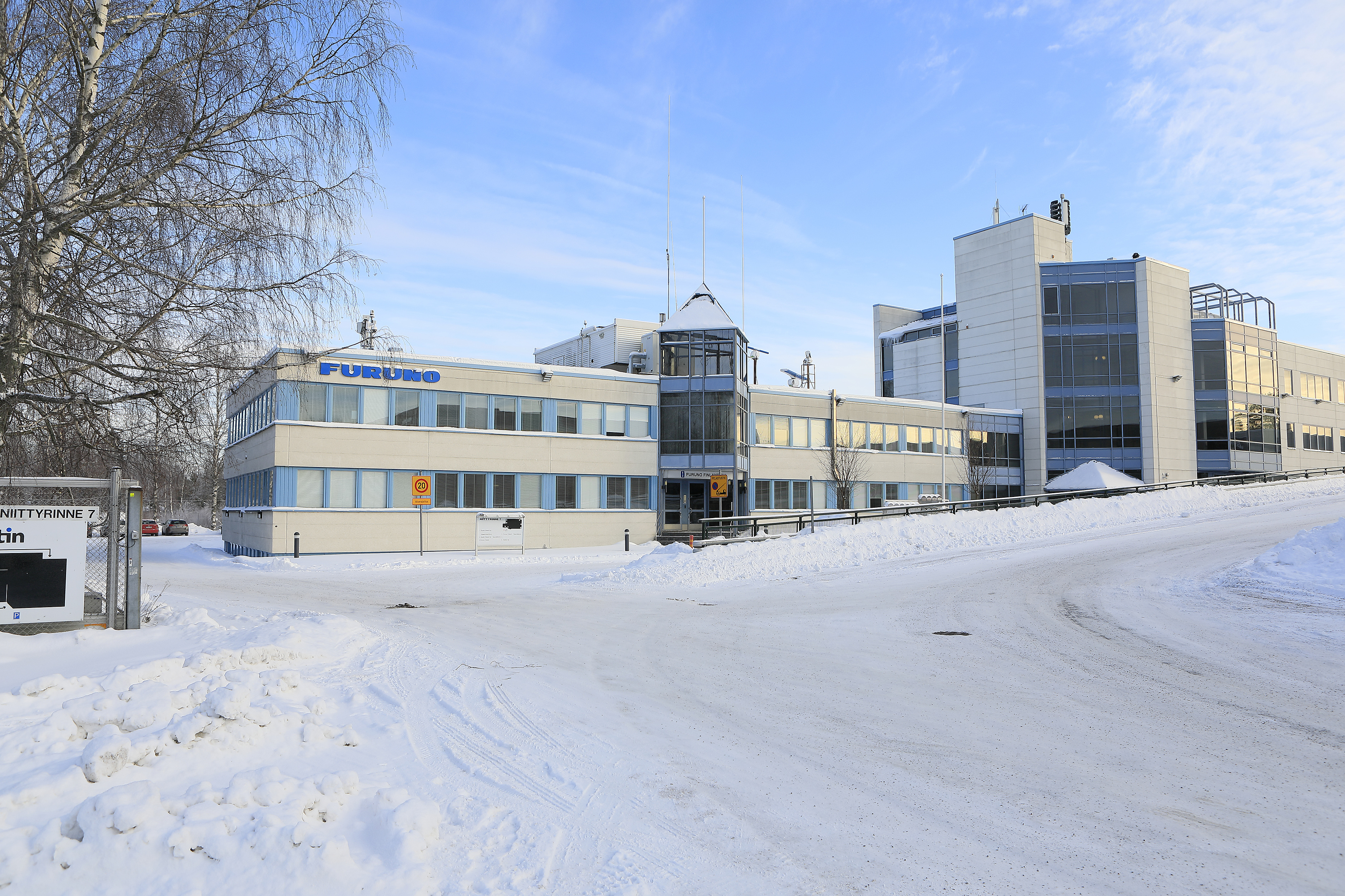Toimitila, Niittyrinne 7, Suomenoja, Espoo