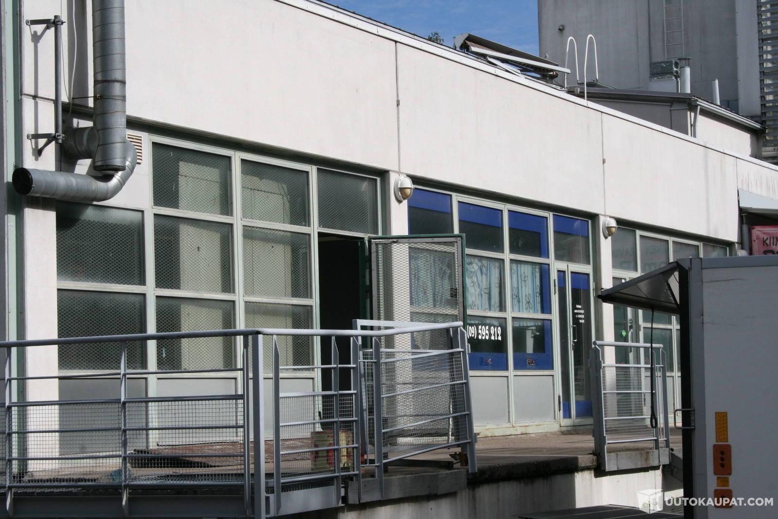 Toimitila, Kavallinpelto 13, viherlaakso, Espoo
