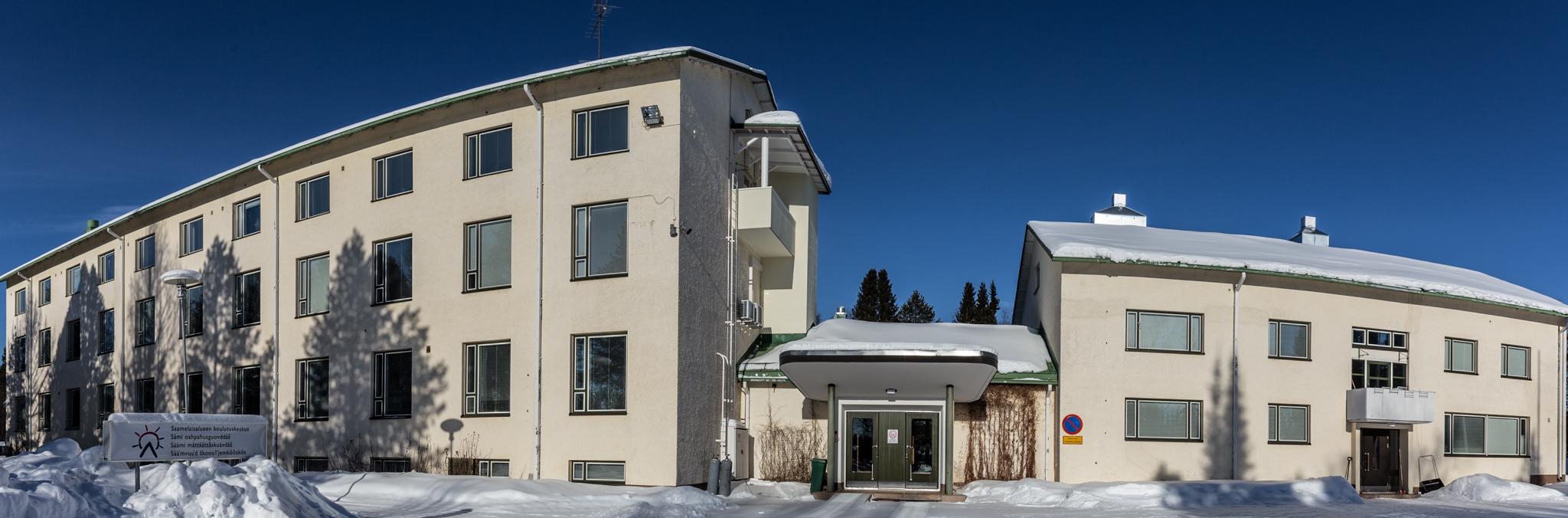 Toimitila, Kalottikeskus, Kirkkokuja 14, Ivalo, Inari