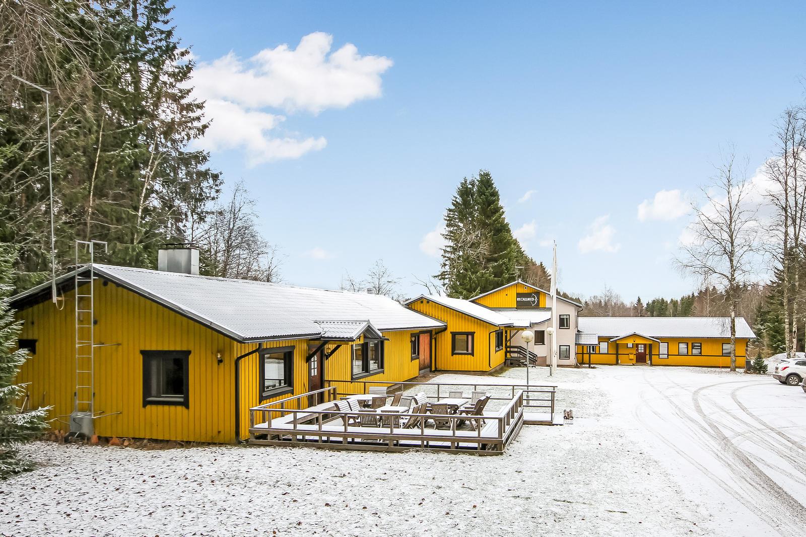 Toimitila, Valkjärventie 45, Klaukkala, Nurmijärvi