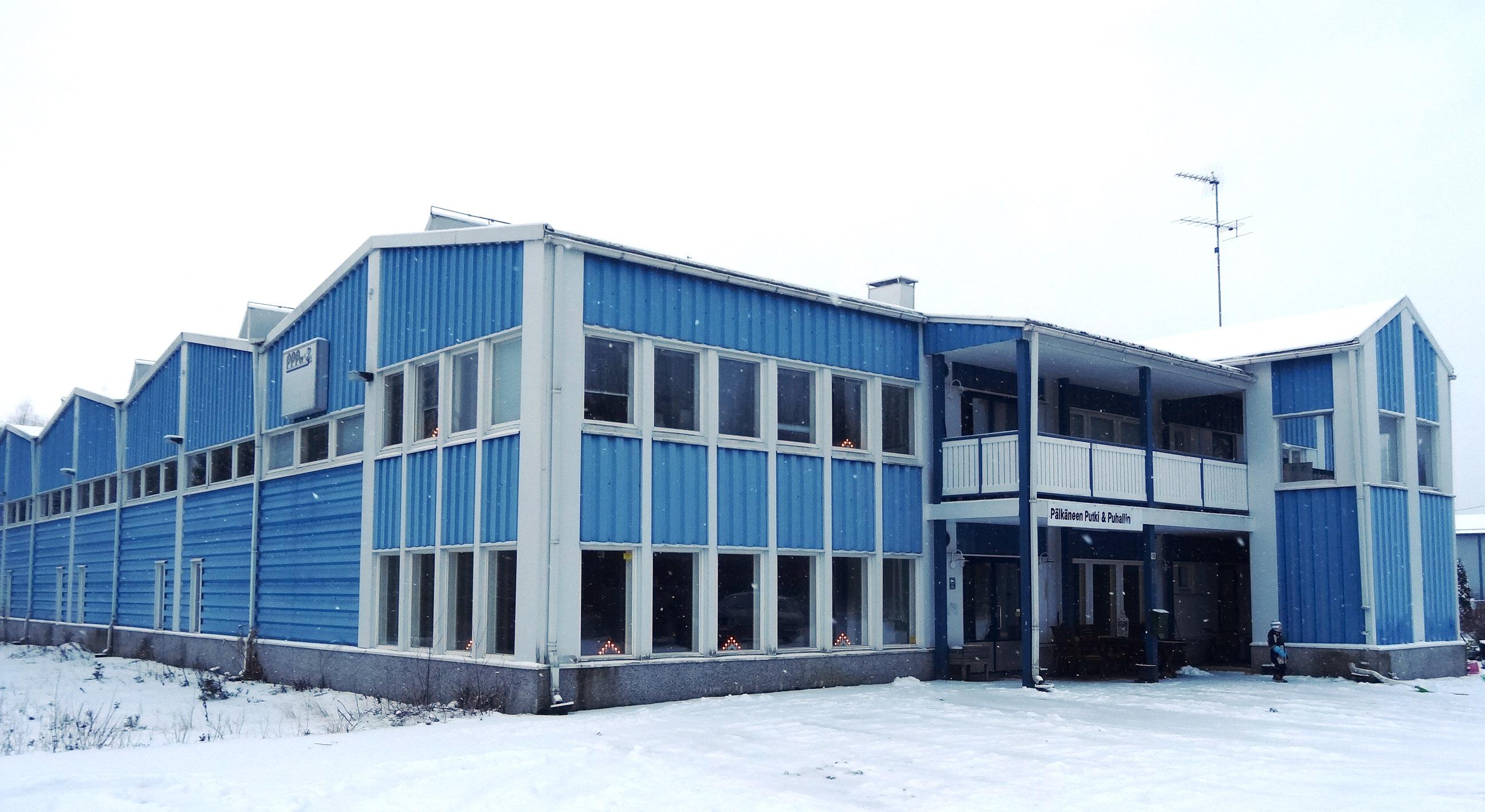 Yrittäjäntie 18, Kankaanmaan teollisuusalue, Pälkäne