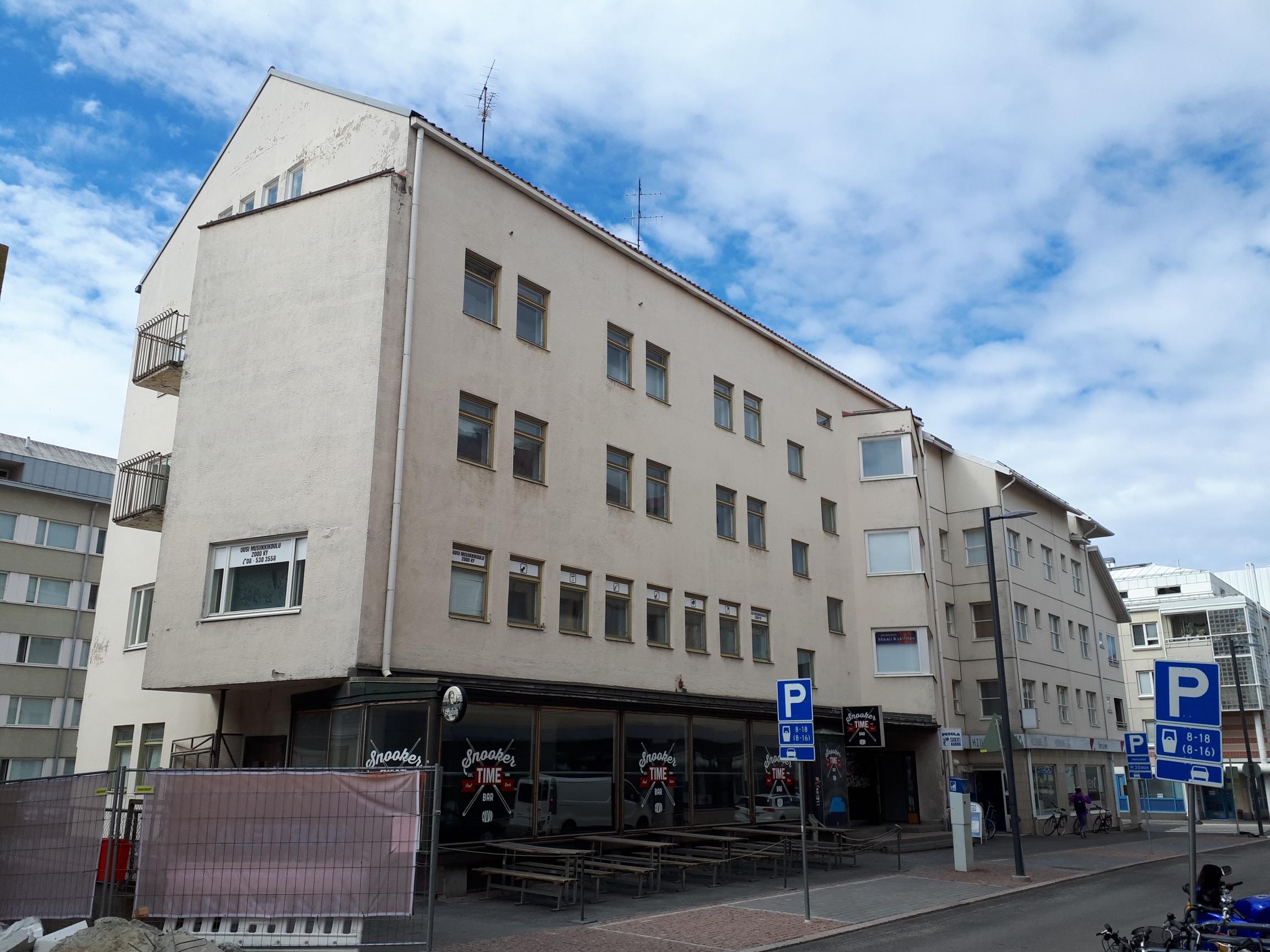 Asemakatu Oulu