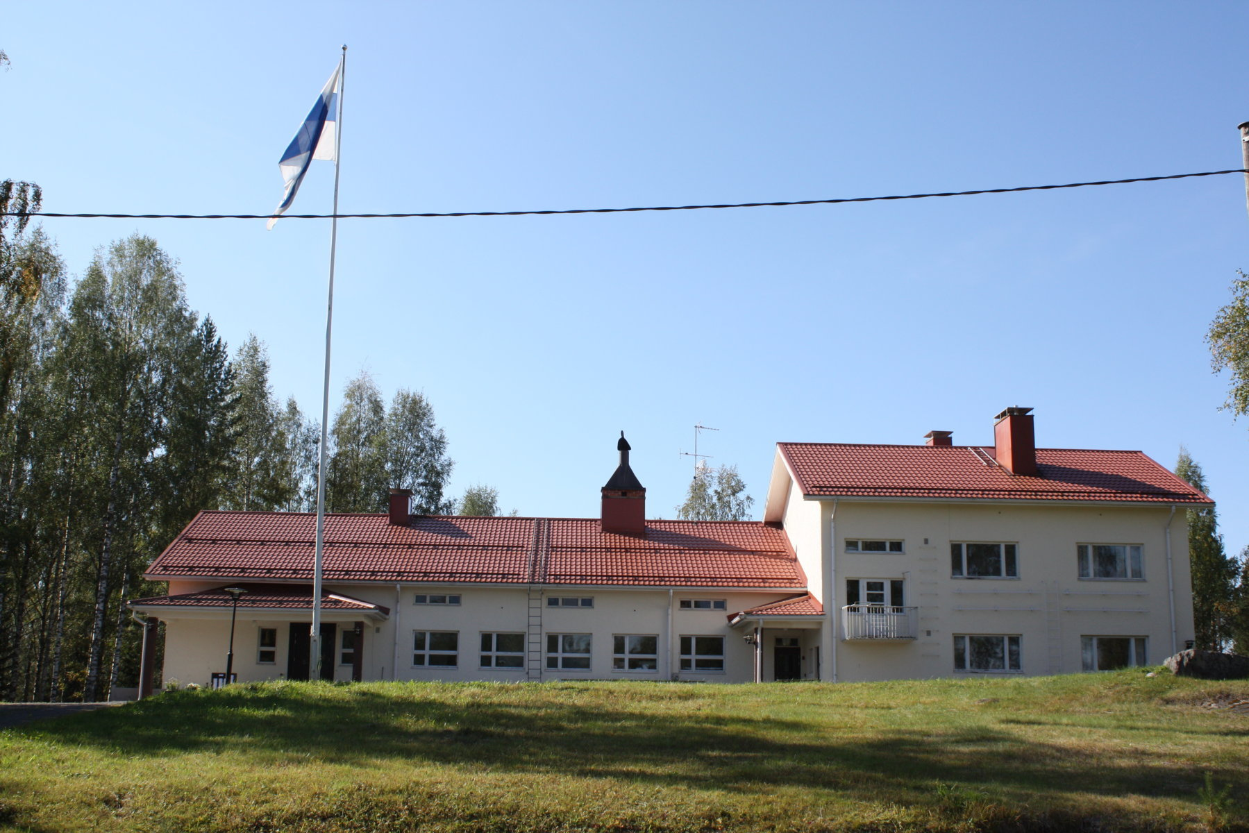 Toimitila, Mäenkylänkoulutie 40, Etelä-Savo, Kangasniemi