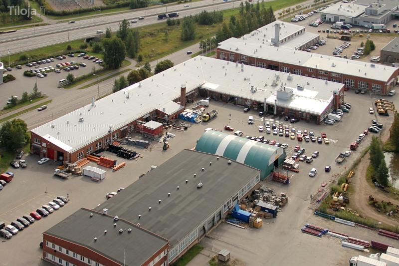Toimitila, Kiitoradantie 6, Veromies/ Lentokenttä, Alajärvi