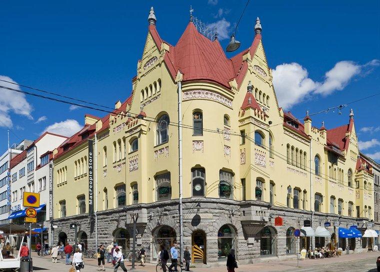 Kuninkaankatu 21, Keskusta, Tampere