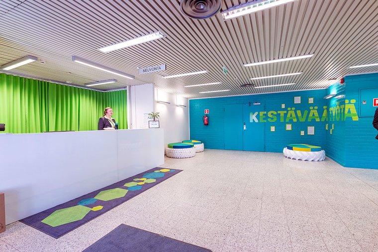 Sentnerikuja 1, Lassila, Helsinki