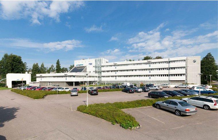 Toimitila, Niittymäentie 9, Niittykumpu, Espoo