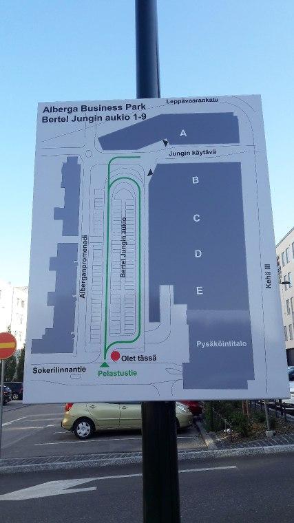 Bertel Jungin aukio 1 E, Leppävaara, Espoo