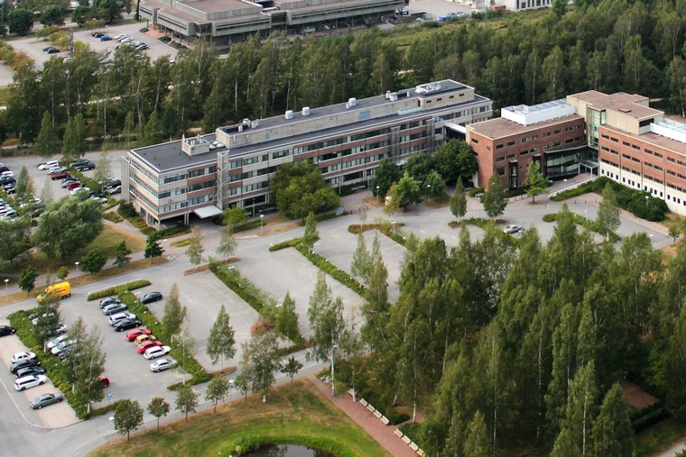 Riihitontuntie 7 C, Niittykumpu, Espoo