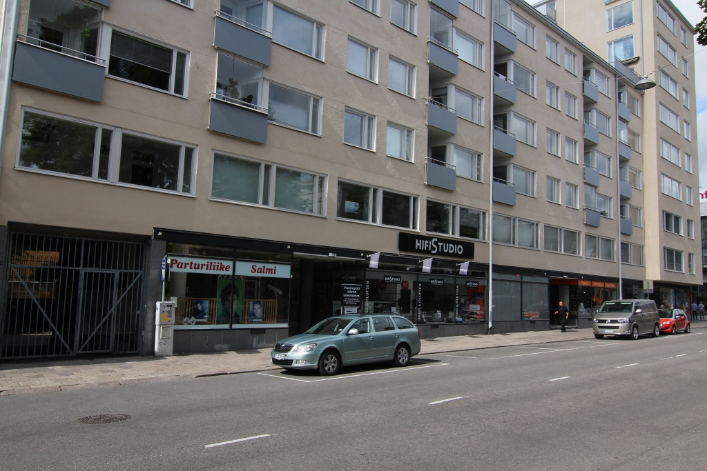 Toimitila, Kristiinankatu 6, Turku