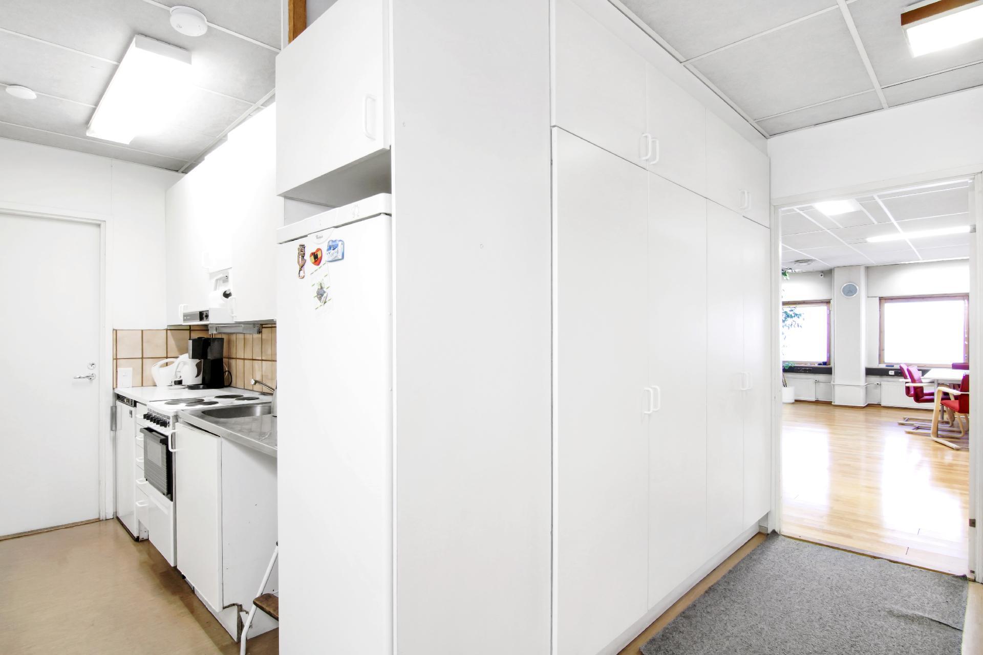 II-kerroksen keittiötila